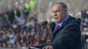 """""""Je soutiens la grâce d'Elor Azaria"""" (Netanyahou)"""