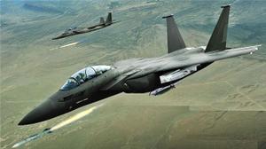 الطيران الإسرائيلي يقصف منشأة مهجورة لداعش في الجولان السوري