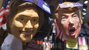 Présidentielle US: Clinton devance Trump de 7 points (Reuters/Ipsos)