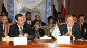 الحكومة اليمنية تعلن موافقتها على اتفاق الامم المتحدة