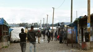 French police clash with migrants ahead of Calais 'Jungle' closure