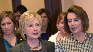إعادة انتخاب نانسي بيلوسي في مجلس النواب الأميركي