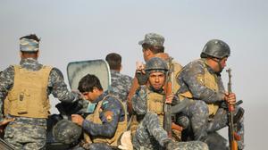 L'Irak mène la bataille de Mossoul pour vaincre l'EI