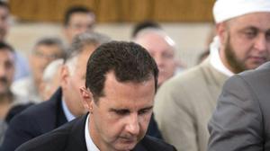 Syrie: déplacement inédit du président Assad à Homs pour la fête du Fitr