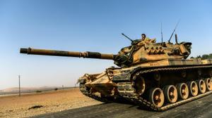 Une dizaine de chars turcs en territoire syrien