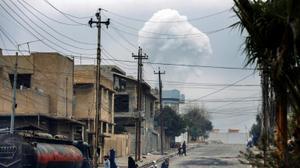 القوات العراقية تقترب من تحرير الجانب الشرقي للموصل