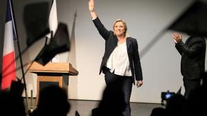 France: succès historique de l'extrême droite lors d'élections régionales