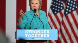 Envelope with 'suspicious powder' forces evacuation of Clinton campaign office