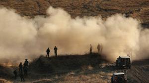 Israël: pour le porte-parole de Tsahal, l'attaque de l'EI pourrait être un test