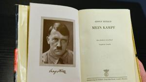 US publisher under fire over use of 'Mein Kampf' royalties