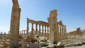 Islamic State jihadists re-enter Palmyra in Syria: monitor