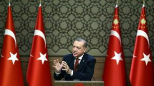 Turkey moves closer to expanding Erdogan powers