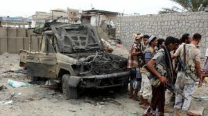 المطالبة بتحقيق حول غارات للتحالف على اهداف اقتصادية في اليمن