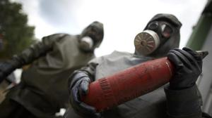 Watchdog probing over 20 reports of alleged chemical attacks in Syria