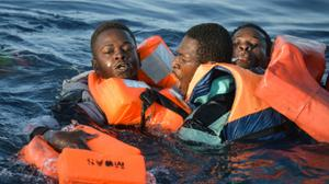 Around 100 missing after migrant boat capsize in Mediterranean: MSF