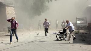 تقرير: القنابل العنقودية اوقعت قرابة 400 قتيل في سوريا واليمن