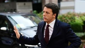 """Résolution Unesco sur Jérusalem: """"incompréhensible et inacceptable"""" pour Renzi"""