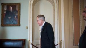 USA: le chef des démocrates au Sénat soutient l'accord sur le nucléaire iranien