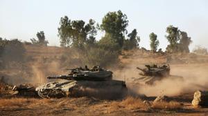"""تحليل: ما الذي يدفع """"الدولة الإسلامية"""" الى فتح جبهة مع اسرائيل؟"""