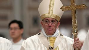 """البابا فرنسيس يحذر من """"هتلر جديد"""" مع تنامي الشعبوية"""