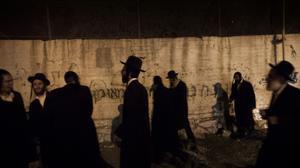 Ultra-Orthodox Jews attacked during unauthorized visit to West Bank holy site