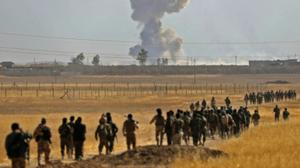 Suicide bombers in deadly twin raids in northern Iraq