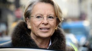 Présidentielle 2017: Alliot-Marie annonce sa candidature