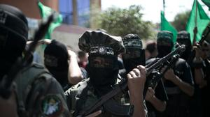 Hamas sentences three to death for spying for Israel, upholds three more rulings