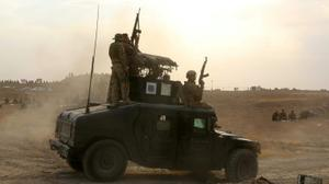 Iraqi forces hunt down remaining Islamic State fighters in Kirkuk