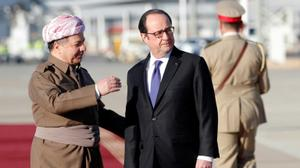 Islamic State could be driven from Mosul 'before summer,' Hollande says