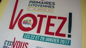 Primaire PS: entre 1.7 et 1.9 million de personnes auraient participé au scrutin