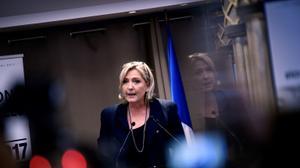 """Marine Le Pen: """"Nous sommes prêts"""" pour la présidentielle"""