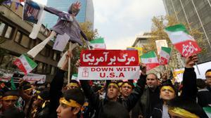 طهران تطالب واشنطن بدفع 50 مليار دولار تعويضات