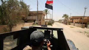 Iraq's Fallujah fully cleared of IS: force spokesperson