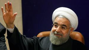 """Accord nucléaire: """"tout le monde est satisfait sauf les sionistes"""" (Rohani)"""