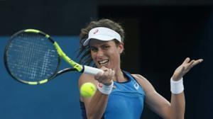 Johanna Konta beats Agnieszka Radwanska in Sydney WTA final