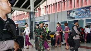 اندونيسيا توقف 17 مشتبها بالانتماء لداعش تم ترحيلهم من تركيا