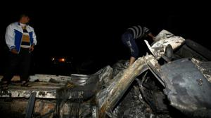 Islamic State truck bomb in Iraq kills around 100 pilgrims, mostly Iranians