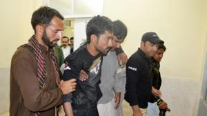 Attackers in Pakistan police massacre 'pretended to be soldiers'