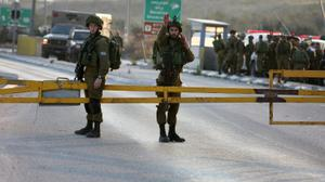 Palestinian wounds Israelis in suspected car-ramming attack: reports