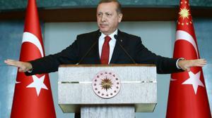 Turkey's Erdogan meets US Jewish leaders amid ongoing rapprochement efforts