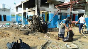 Cost of damage from Yemen's war tops $14 billion: report