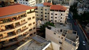 Abbas ally's home hit in Gaza bombing