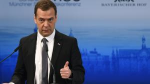 Russia decries 'new Cold War' as East-West strains cloud talks