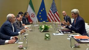 ترامب يريد فرض عقوبات إضافية على إيران رغم الاتفاق النووي