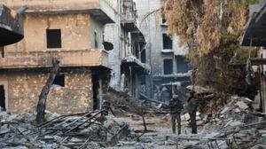 سوريا: الجيش الحكومي يسيطر على حي جديد شرق حلب
