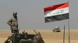 Iraqi forces moving 'faster than expected' on Mosul: Iraq PM