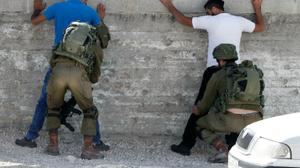 Israeli military raps soldiers for using excessive force against Palestinians