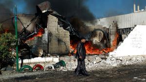 تكلفة إعادة إعمار اليمن 15 مليار دولار