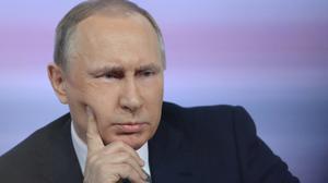 """بوتين: الرئيس الأمريكي دونالد ترامب """"رجل ذكي"""""""